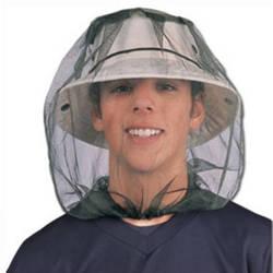 Moskitiera na głowę przeciw komarom - Ochronna siatka na owady