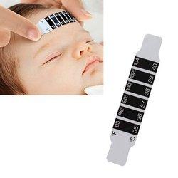 Termometr paskowy na czoło dla dzieci - Pomiar temperatury