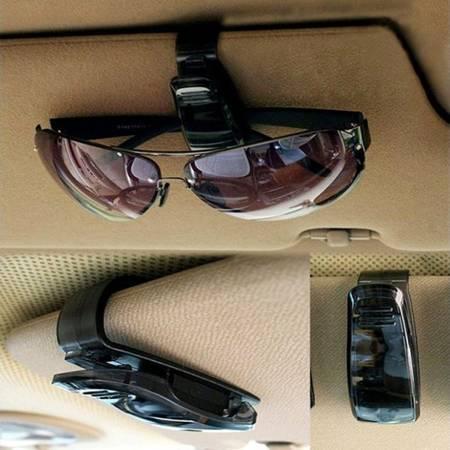 Uchwyt na okulary - samochodowy - Klips do okularów